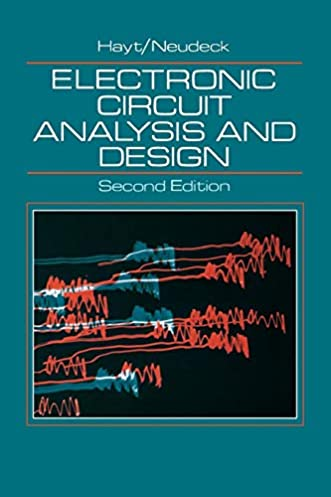 circuit analysis 2e william h hayt 9780471125013 amazon com bookscircuit analysis 2e 2nd edition by william h hayt