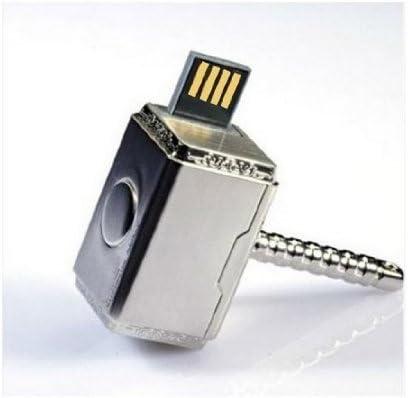 Martillo de Thor Marvel Pendrive Pen Drive Memoria 8GB PD315 ...