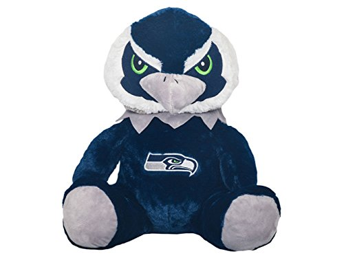 Mascot Seattle Seahawks - FOCO Seattle Seahawks 16'' Plush Blitz Mascot