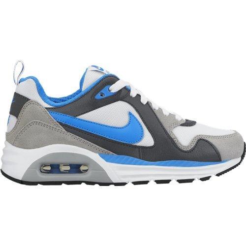 Blanco White 5EU para 23 Black Gris Zapatillas Nike Wlf Plateado Grigio ni 000 Grey o Gris Cool Air GS Max 5cm Azul Trax 36 Grey Rzgaq