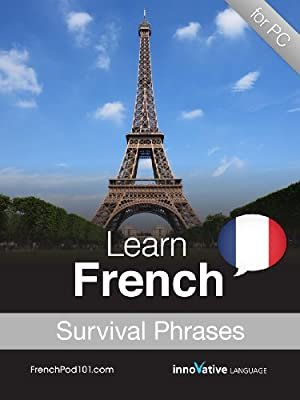 Learn French - Survival Phrases Audio Course [Download]