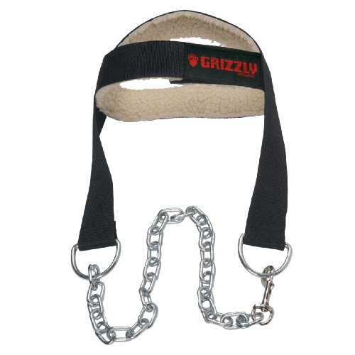 Grizzly Fitness Nylon arnés de cabeza