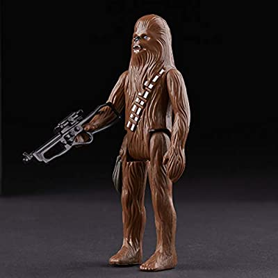 Star Wars Retro Collection 2020 Episode IV: A New Hope Chewbacca: Toys & Games