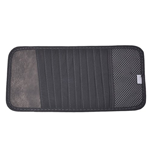 Auto Visor Organizer Holder Case