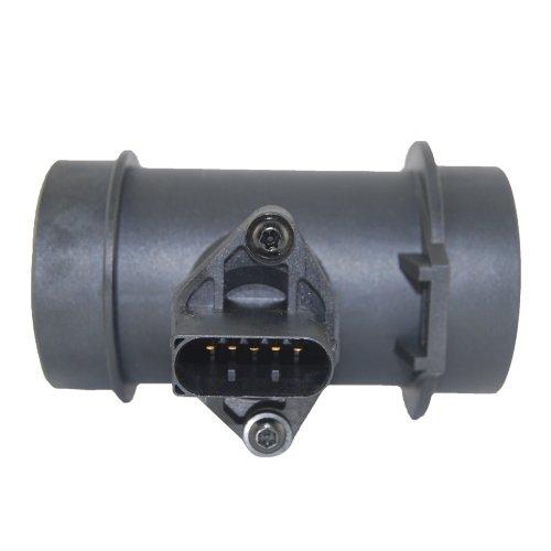 Generic Car Mass Air Flow Meter Sensor Airflow Intake AFM Replacement 0280217124 for BMW 316i 318i Ci E46 1.6 1.9