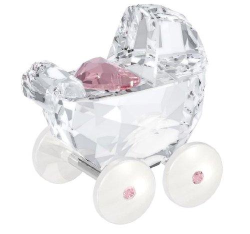 Swarovski Crystal Baby Pram - 2