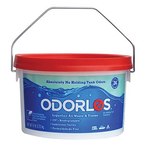 (Odorlos V77012 6 lbs Holding Tank Treatment (6lb Tub))