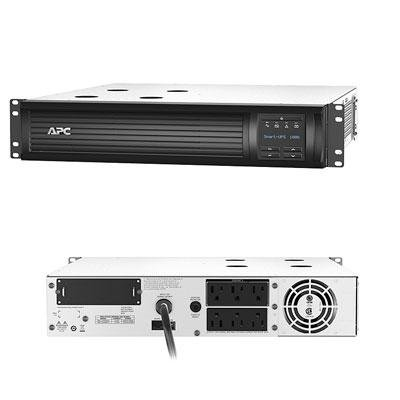 1000VA Smart-UPS LCD RM 2U (Rm 2 U Ups)