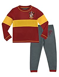 Harry Potter Boys Gryffindor Pajamas