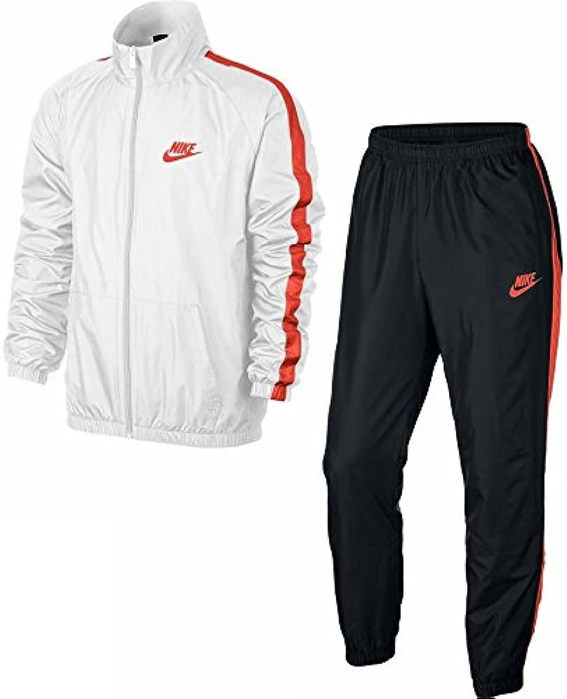 Nike M NSW TRK Suit Wvn Season Chándal, Hombre: Amazon.es: Ropa y ...