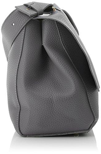 Bag 2 Dark Grey Shoulder in Womens Grey Handbag SwankySwans Shoulder 1 Kelly zv8AH