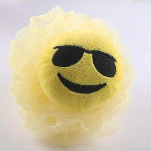 Chef Parade Cartoon 1 PC Bath Flower Accessories Milk Ball Shower Loofah Mesh Sponge Supplies Bathroom Bath Soft Super