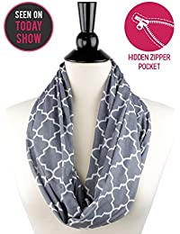 Pop Fashion Scarves for Women, Girls, Ladies, Infinity...