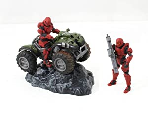 Halo 4 Halo Mongoose with Figures by Halo 4
