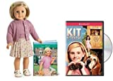 American Girl Kit Kittredge Mini Doll, Book & DVD