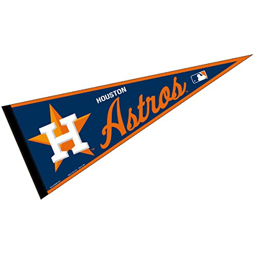 (WinCraft Houston Astros MLB Large Pennant)