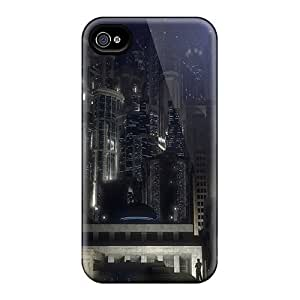 Awesome Design Grafika Hard Case Cover For Iphone 4/4s