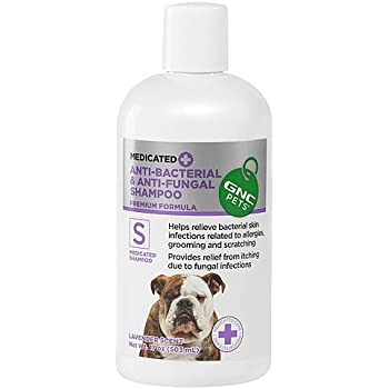 Pet Shampoos Amazon Com Gnc Pets 174 Medicated Anti