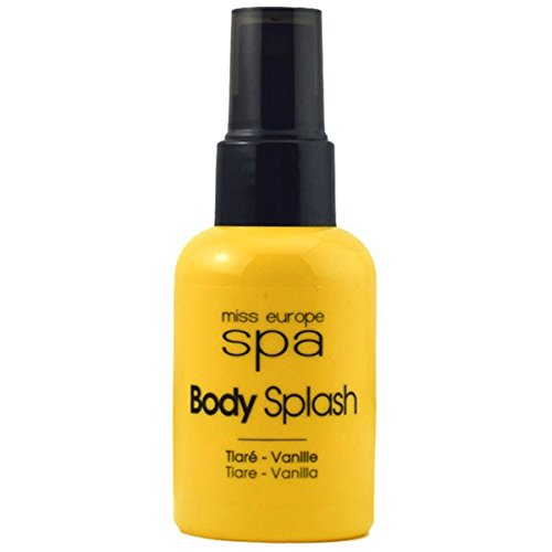 BODY SPLASH - Tiaré & Vanille Europ Cosmetics