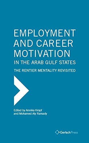 Employment and Career Motivation in the Arab Gulf States: The Rentier Mentality Revisited (The Gulf Research Center Book