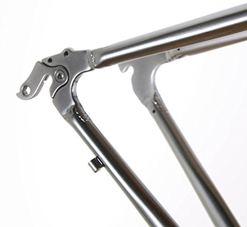 "19"" MARIN LUCAS VALLEY ALP Road Commuter Bike Frame Alloy E3 Silver 700c NOS NEW"