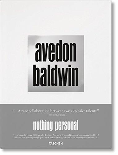 Books : Richard Avedon & James Baldwin: Nothing Personal