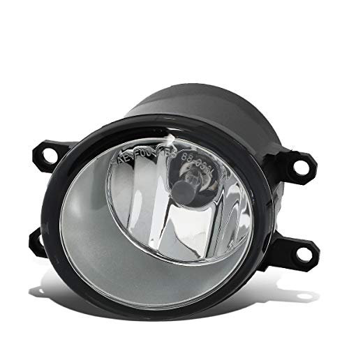 DNA Motoring FL-OEM-0038L Left OE Style Fog Light/Lamp [for 06-15 Camry/Corolla/Rav4]