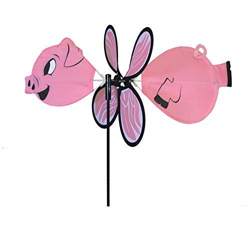 In the Breeze Baby Pig Garden Spinner ()