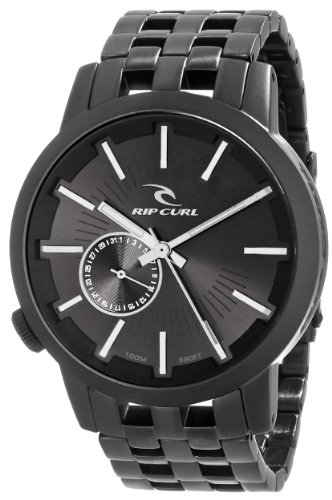 Rip Curl Men's A2697 Detroit Midnight Surf Stainless Steel Watch