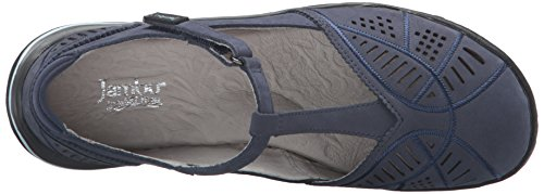 Jambu Womens Bridget Flat Denim Blue
