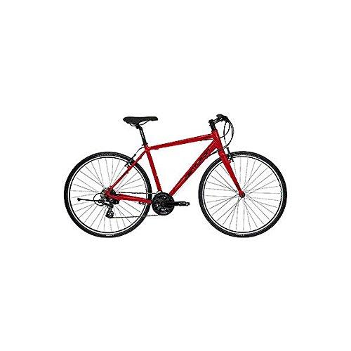 センチュリオン(CENTURION) クロスバイク CROSS LINE 30 R 37 キャンディー レッド 18 44cm B07DKYP8RK