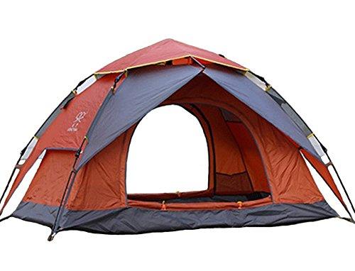 輝く放映急流Sheng yuan ワンタッチテント ドームテント  カップル/2-3人用 折りたたみ 簡易テント 設置簡単  uvカット 紫外線 メッシュ 防水 キャンプ アウトドア