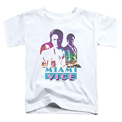 Miami Vice Toddlers Crockett And Tubbs T-Shirt