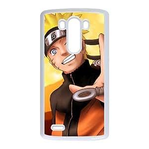 LG G3 Phone Case White Naruto JG226331