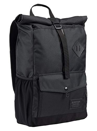 Burton Export Backpack, True Black Twill, One Size