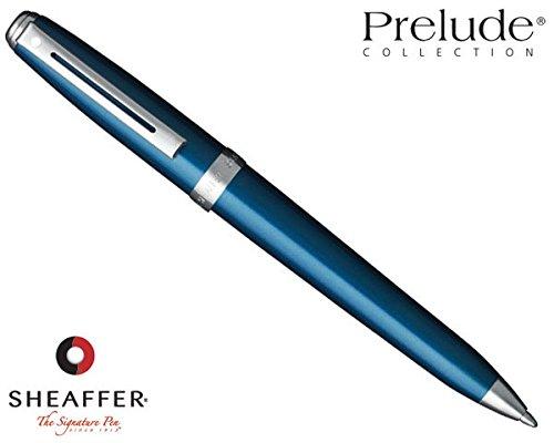 Sheaffer Prelude Blue Shimmer N/T Ballpoint Pen 9135-2 by Sheaffer