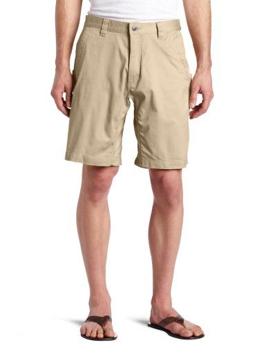 Short Twill Lycra Cotton - Mountain Khakis Men's Lake Lodge Twill Short Relaxed Fit, Classic, 36