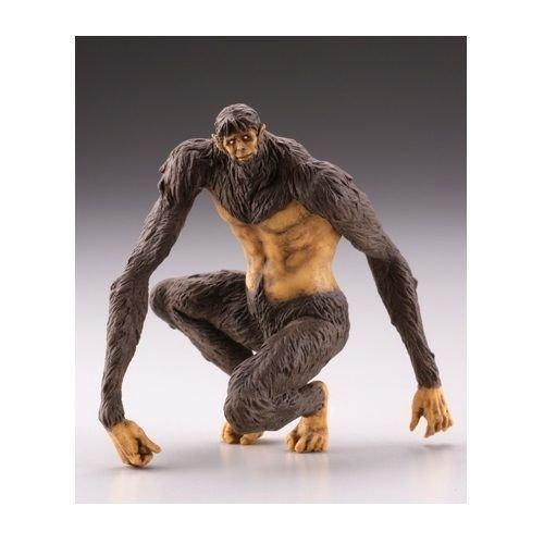 Attack on Titan Wave 1 Real Figure Collection Kaiyodo Bluefin – Beast Titan