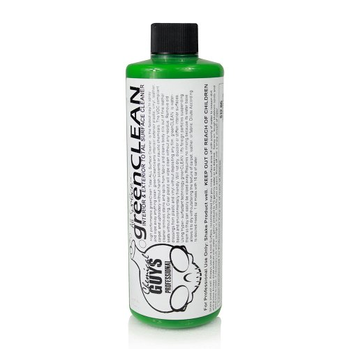 Chemical Guys CLD_103_16 Green Clean Concentrated All Surface Cleaner and Degreaser (16 oz)