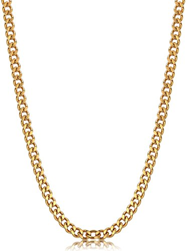 FIBO STEEL Stainless Necklace inches
