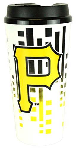 (The Memory Company MLB Pittsburgh Pirates Hype Travel Cup, 32-Ounce)