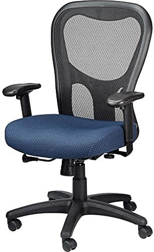Managerial Executive Chairs Office Products Tempur Pedic Tp9000 Mesh Task Chair Navy Blue