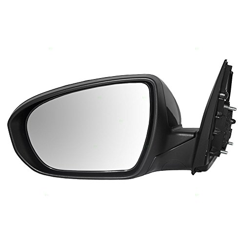 Drivers Power Side View Mirror Heated Signal Power Folding Replacement for Kia (Kia Side View Mirror)