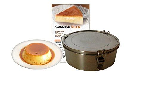 Flan Dish - 5