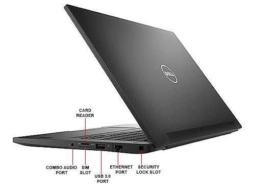 Dell Latitude 7480 FHD (1920x1080) Ultrabook Business Laptop Notebook (Intel Core i7-7600U, 16GB Ram, 512GB Solid State SSD, HDMI, Camera, WiFi, Thunderbolt 3) Win 10 Pro (Renewed)