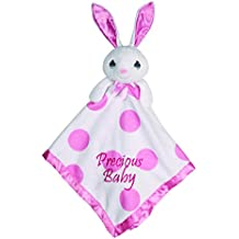 Precious Moments Bunny Plush Blanket Figurine, 143503