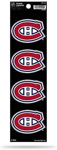 Rico NHL Quad Decal