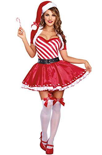 Dream (Candy Cane Fancy Dress)