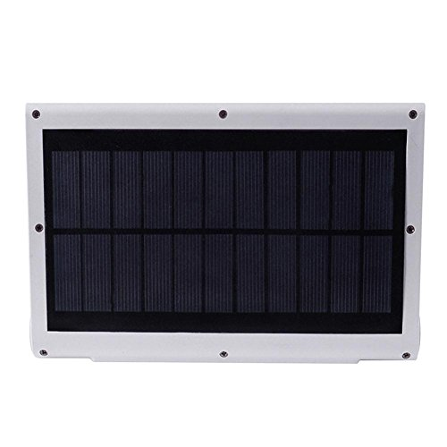 Solar Motion Sensor Light ,Awakingdemi 650LM 42 LED Waterpro