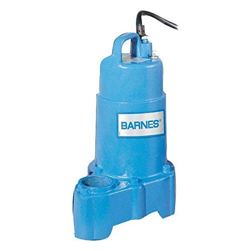 Crane-Pumps-119330-Submersible-Effluent-Pump-12-hp-Blue
